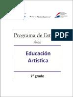 Educ Artistica 7 Grado PDF