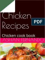 Amazing 25 Chicken Recipies