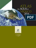 Atlas del Agua en México 2014