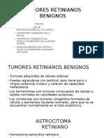 TUMORES RETINIANOS BENIGNOS