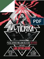 AVE TIERRA PRESENTACION PASAJEROS MELANCOLICOS.pdf
