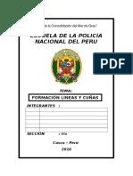 Monografia de Formaciones Lineas y Cuñas