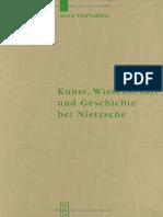 211060876 Venturelli Kunst Wissenschaft Und Geschichte Bei Nietzsche