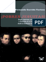 !Pobres Jesuitas! - Fernando Garrido Tortosa