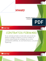 Contratos Forward