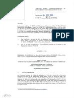 Aprueba Bases 05-2015 Obras Civiles, Zona Centro I