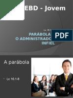 PARABOLA MORDOMO INFIEL.pptx