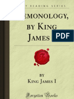 Demonology by King James I
