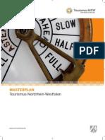 Masterplan Tourismus Nordrhein-Westfalen Teil 1