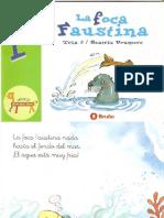 El Zoo de Las Letras. La Foca Faustino. 0