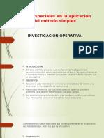 Casos Especiales en La Aplicación Del Método Simplex1.1.1.1