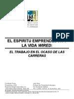 El Espíritu Emprendedor Y La Vida Wired - Fernando Flores.pdf