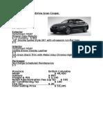 car buyong project