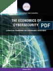 The Economics of Cybersecurity