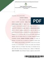 Ricardo Jaime va a juicio oral por la causa de enriquecimiento ilícito