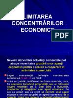 Pp 4 Limitarea Concentrarilor Economice