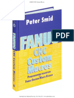 Fanuc CNC Custom Macros - Programming Resources for Fanuc Custom Macro B Users - Peter Smid [Seduction28]
