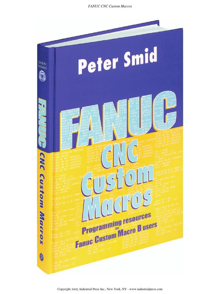 fanuc cnc custom macros programming resources for fanuc custom