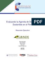 Final Peru Data Test Highlights SP1