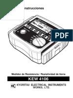 Manual Telurómetro
