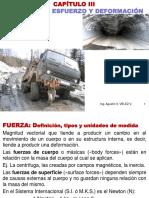 Cap III - ESFUERZO Y DEFORMACIÓN.pdf