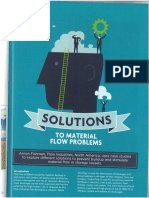 Material Buildups and Solutions