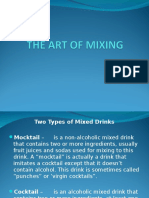 Art of Mixing