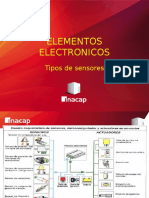 Sensor Inductiv y Hall