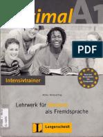 Optimal A1 IT - Libro de enseñanza-aprendizaje del idioma alemán