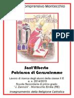 Sant'Alberto Patriarca di Gerusalemme