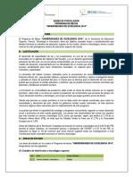 Bases de Postulación Universidades de Excelencia 2014 Final Aprobada Secretario 06-06-2014