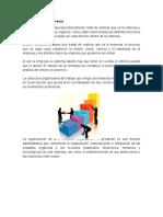Organización de Empresas