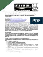 Alerta Mundial Chemtrails Spa Mex