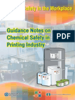 Chemical Security Printing Industry