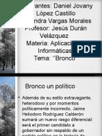 BRONCO D.J.pptx