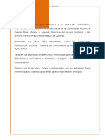 Biografia de Paula Peña Hasbun de Castedo