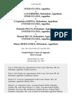 United States v. Amado-Guerrero, 114 F.3d 332, 1st Cir. (1997)