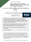 CC&F Western Operati v. IRS, 273 F.3d 402, 1st Cir. (2001)