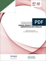 Funciones Normativas en El Proceso de Evaluación de Impacto Ambiental
