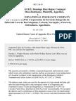 Rodriguez v. American Internation, 402 F.3d 45, 1st Cir. (2005)