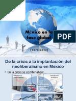 México en La Fase Global