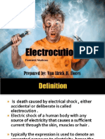 ELECTROCUTION REPORT.ppt