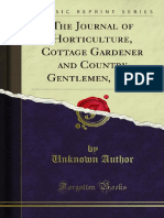 The Journal of Horticulture Cottage Gardener and Country Gentlemen 1000116852
