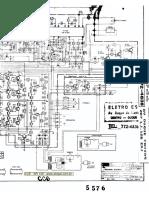 esquema eletrico receiver CCE_SR130