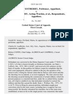 Robert E. Westberry v. Ward E. Murphy, Acting Warden, 535 F.2d 1333, 1st Cir. (1976)