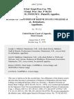 20 Fair empl.prac.cas. 759, 20 Empl. Prac. Dec. P 30,221 Christine M. Sweeney v. Board of Trustees of Keene State College, 604 F.2d 106, 1st Cir. (1979)
