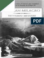 Messori Vittorio - El Gran Milagro