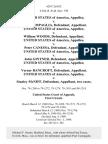 United States v. Paul Ciampaglia, United States of America v. William Woods, United States of America v. Peter Canessa, United States of America v. John Gintner, United States of America v. Verner Bancroft, United States of America v. Stanley McNiff Two Cases, 628 F.2d 632, 1st Cir. (1980)