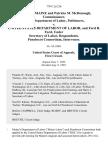 State of Maine and Patricia M. McDonough Commissioner, Maine Department of Labor v. United States Department of Labor, and Ford B. Ford, Under Secretary of Labor, Penobscot Consortium, Intervenor, 770 F.2d 236, 1st Cir. (1985)