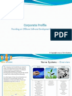 Verve Corporate Profile V1
